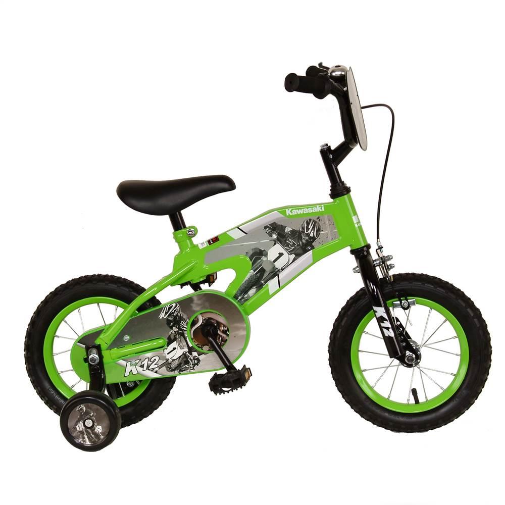 Boys' Kawasaki KX12 Bicycle