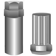 Excalibur Lug Nut, 14x1.5, Model# A180374