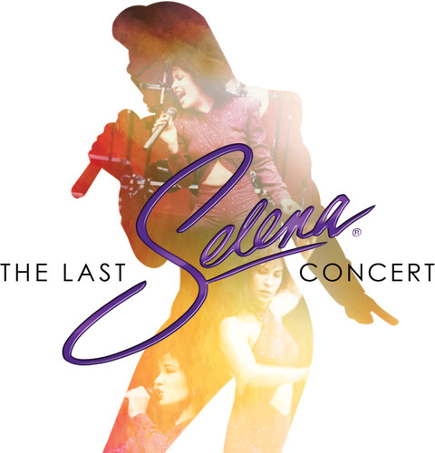 Selena -The Last Concert Live From Astrodome (CD + DVD)