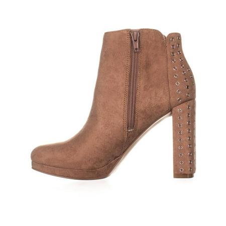 Guess Beverly2 Platform Ankle Boots, Light Pink - image 3 de 6