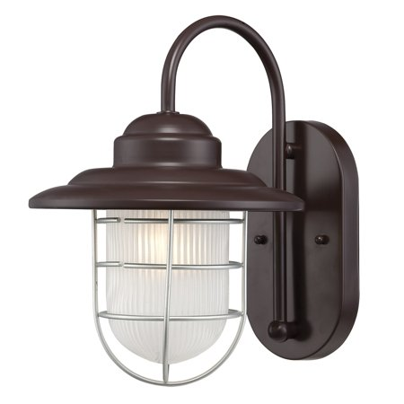 Mountain Outdoor Sconce - Millennium Lighting 5390 R Series 1-Light Outdoor Wall Sconce - 8.5