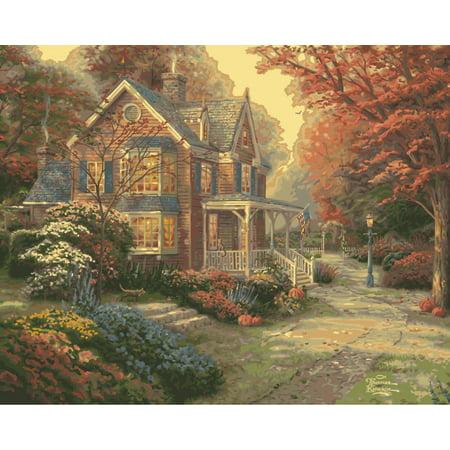 Thomas Kinkade Paint By Number Kits 16
