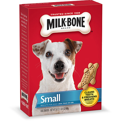 Milk-Bone Original Dog Biscuits - Small, 24-Ounce