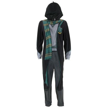 Harry Potter Adult Union Suit Pajamas - All In One Suits For Adults