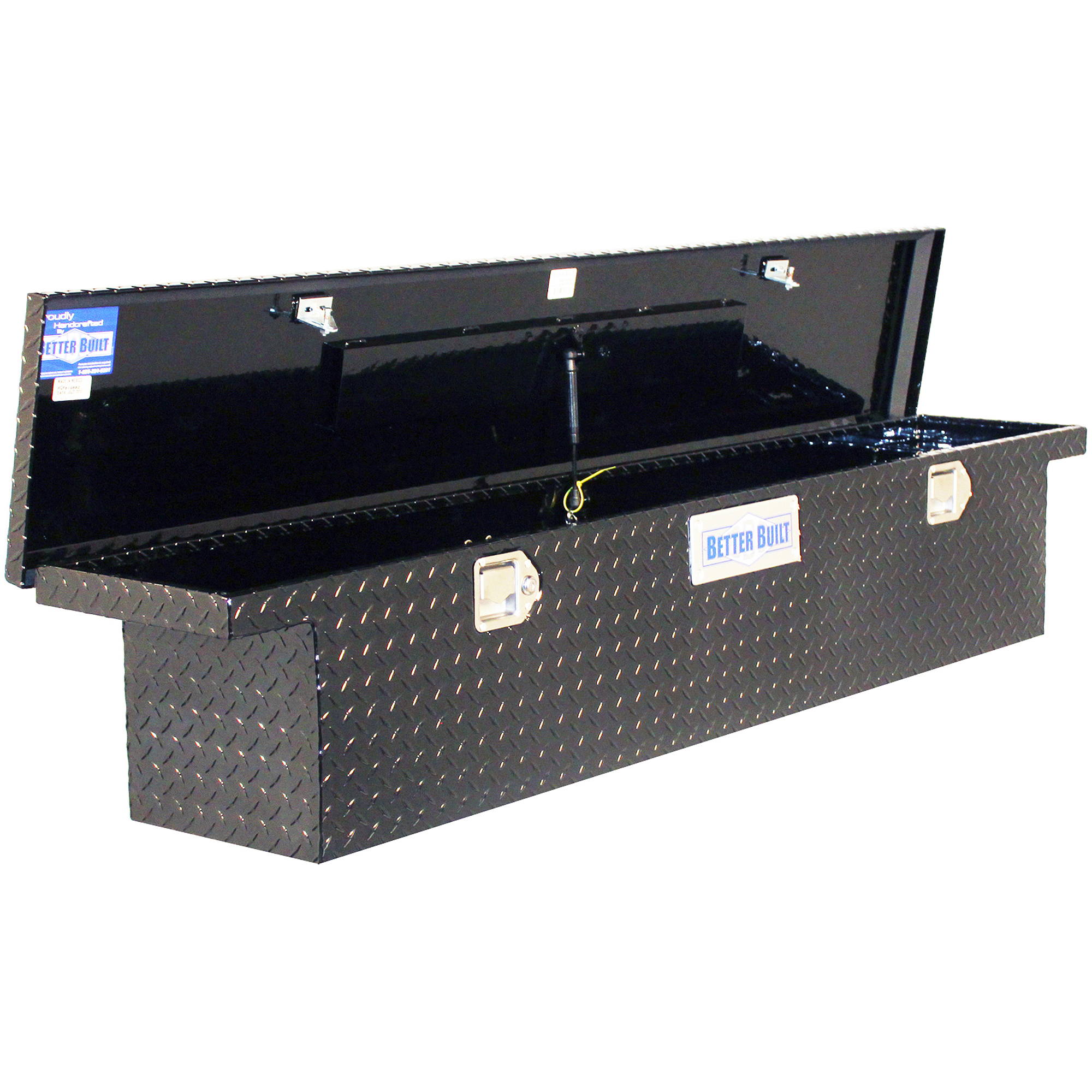 "Better Built 70"" Crown Series Slimline Low Profile Crossover Truck Tool Box"
