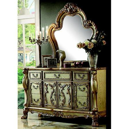 Acme Furniture Dresden 7 Drawer Dresser with Optional Mirror ()