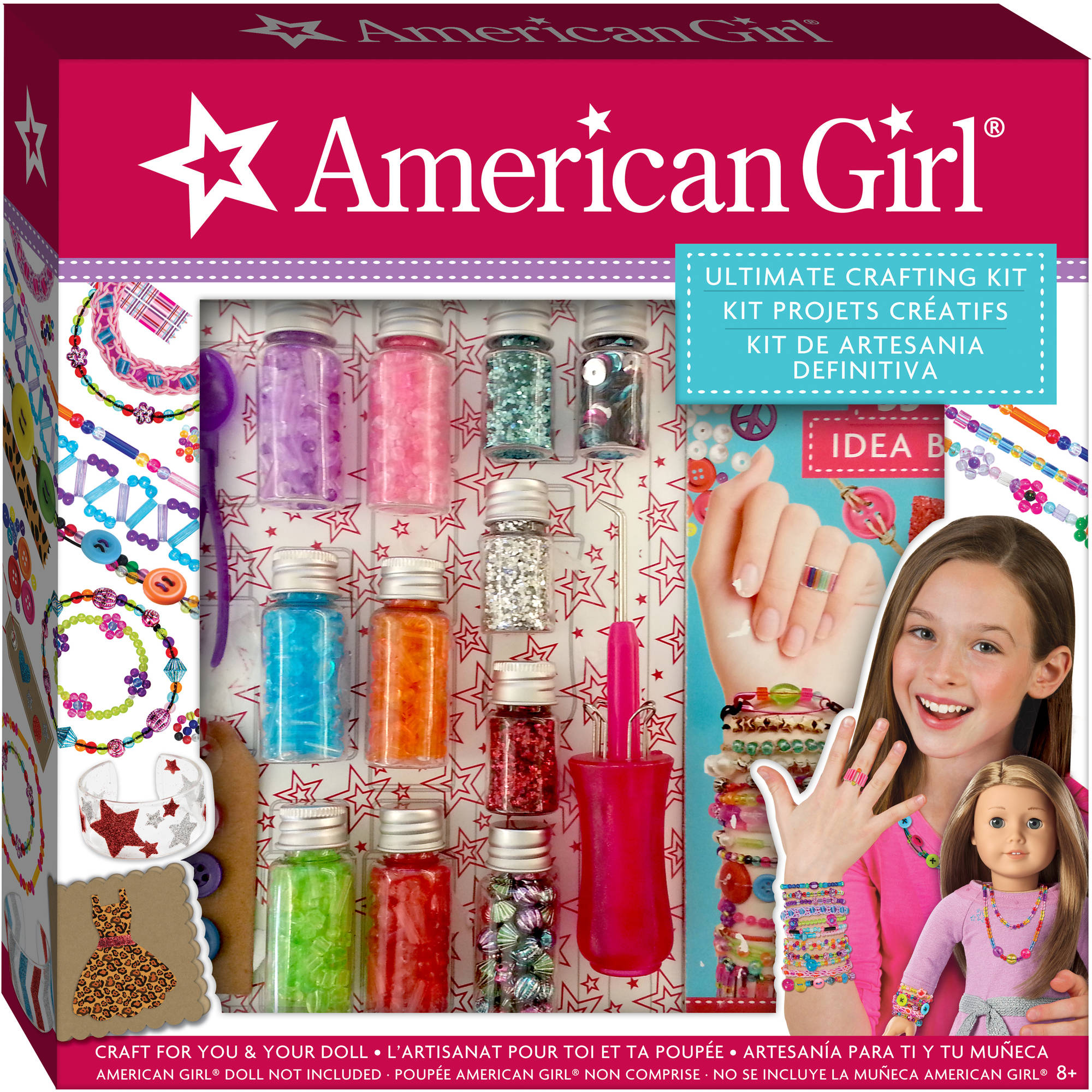 American Girl Ultimate Crafting Kit by Generic