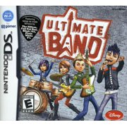 Ultimate Band, Disney Interactive Studios, NintendoDS, 712725005115
