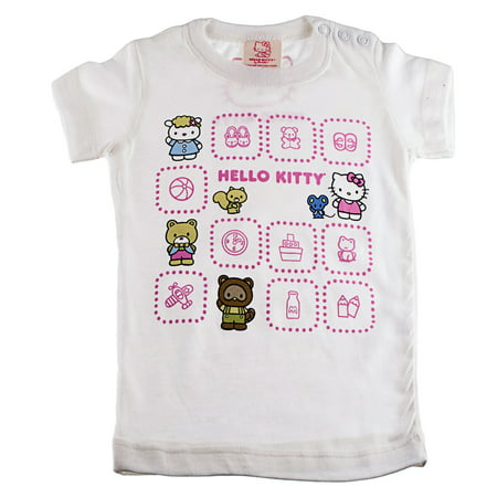 Hello Kitty Short Sleeve T- Shirt - Is Hello Kitty A Girl