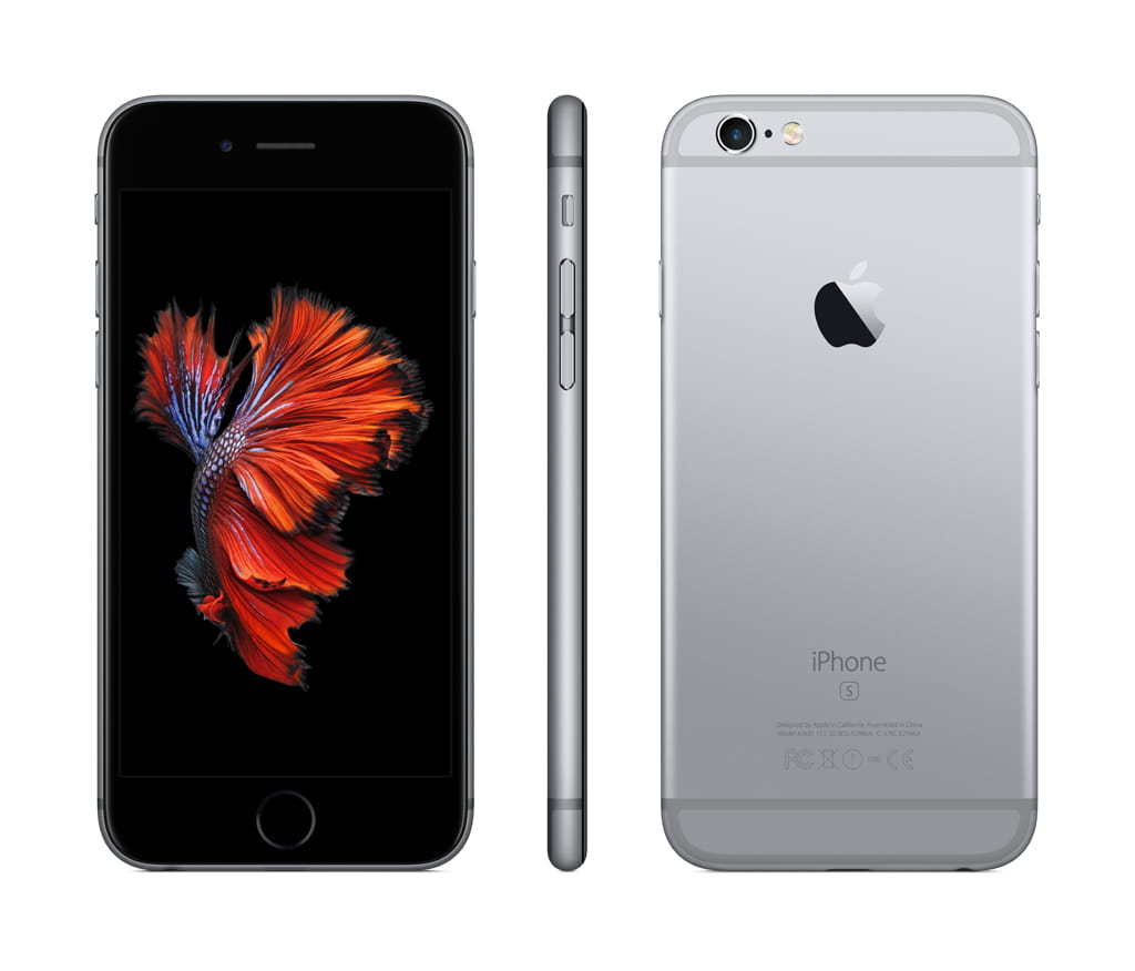 Boost Mobile Apple iPhone 6s Prepaid Cell Phone