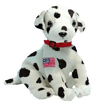 ty beanie bIies rescue - fdny dalmatian dog](Dalmatian Fire Dog)