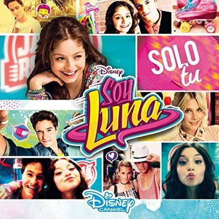 Soy Luna: Solo Tu Soundtrack (CD)