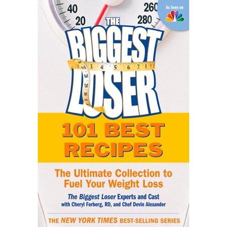 The Biggest Loser 101 Best Recipes - eBook