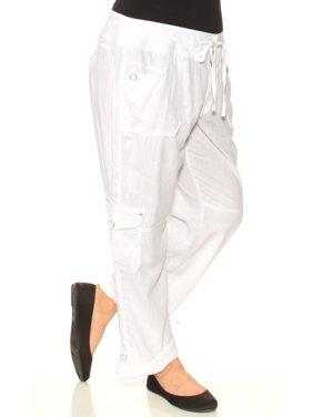 45d33d3d70 Product Image INC Womens White Lounge Pants Size  14