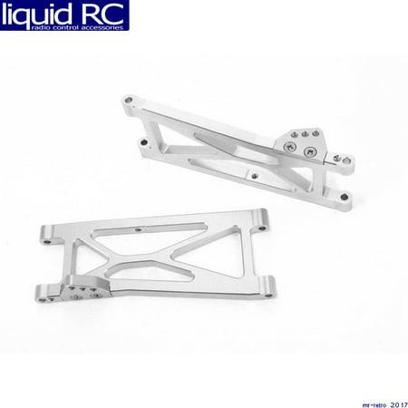 - Hot Racing FST5608 Aluminum Rear Suspension Arm Set - HPI E-Firestorm