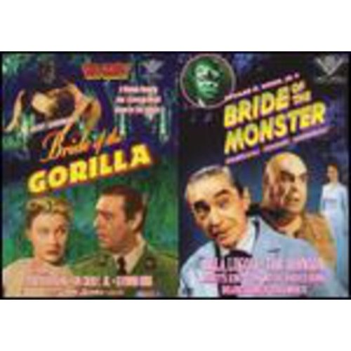 Bride Of The Monster / Bride Of The Gorilla