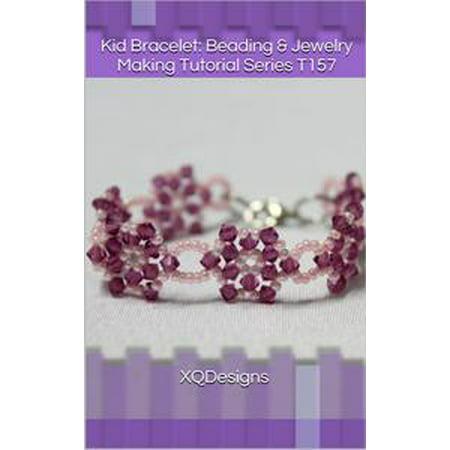 Halloween Craft Tutorials (Kid Bracelet: Beading & Jewelry Making Tutorial Series T157 -)