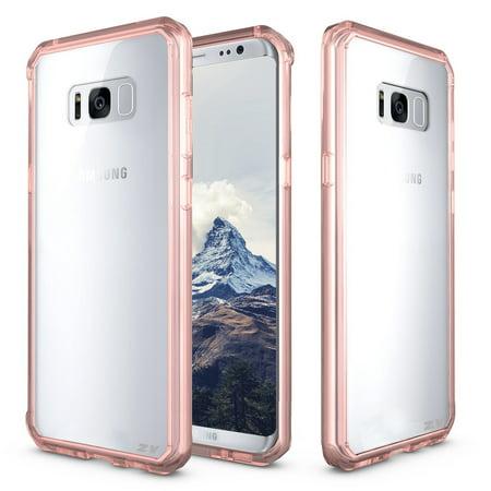 Samsung Galaxy S8 / S8 Plus Case, PC+TPU Cover- Slimfit w/ Heavy Duty