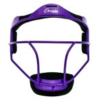 Champion Sports Softball Fielder's Face Mask - Youth, Purple