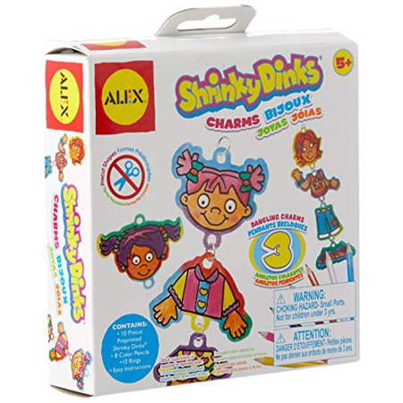 Shrinky Dinks Charms Activity Set - image 1 of 4