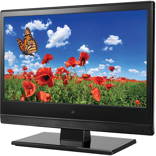 "GPX TDE1384B 13.3"" 60Hz LED TV/DVD Combination"