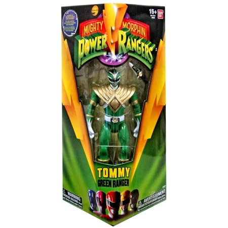 Mighty Morphin Power Rangers Tommy Green Ranger Action (Mighty Morphin Power Rangers Tommy Green Ranger)