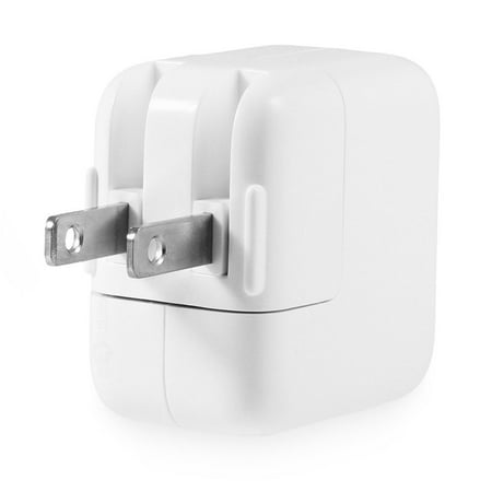 Apple 10W USB Power Adapter Wall Charger A1357 for iPhone, iPad, and