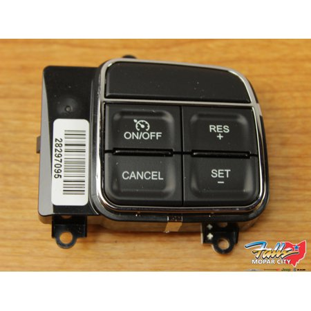 2011-2019 Chrysler Town & Country Dodge Charger Ram Cruise Control MOPAR (2005 Chrysler Town And Country Body Control Module)