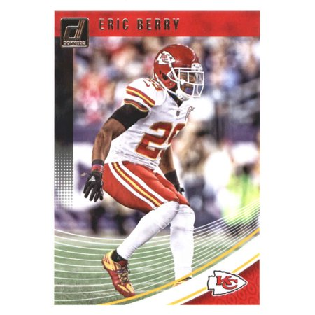 2018 Donruss #142 Eric Berry Kansas City Chiefs Football - Football Berries