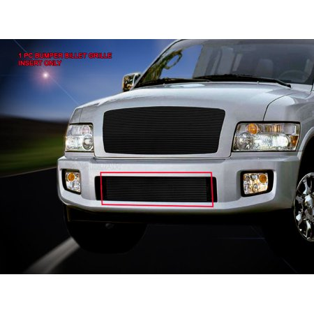Fedar Lower Bumper Billet Grille For 2004-2010 Infiniti QX56