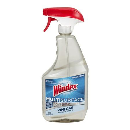 Windex Vinegar Multi Surface Cleaner 26 Ounces Walmart