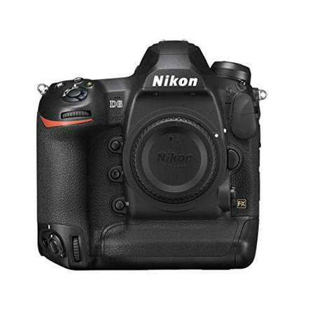 Nikon D6 FX-Format Digital SLR Camera (Body Only) (International Model) (Black)