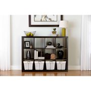 Better Homes and Gardens 12-Cube Organizer, Multiple Colors