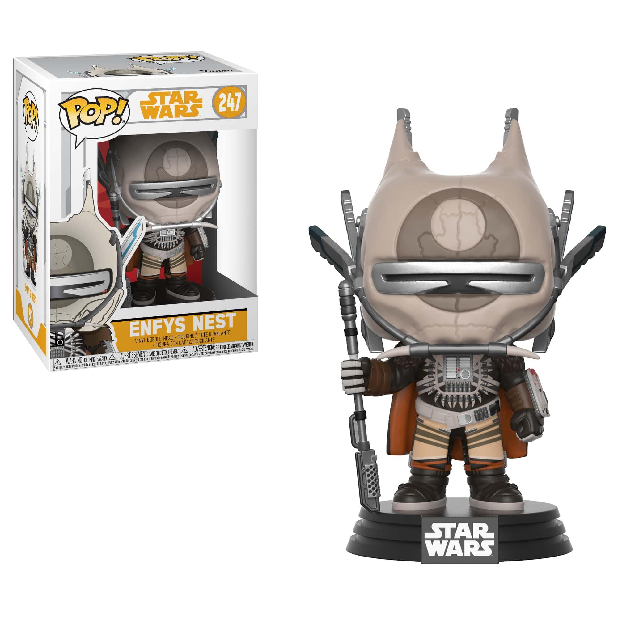 Funko Pop! Star Wars: Solo W1 - Enfys Nest