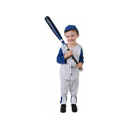 Toddler Baseball Player Costume