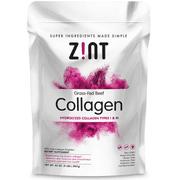 Zint Paleo-Friendly Grass-Fed Beef Collagen (Types 1 & 3) Powder, 32 Oz.