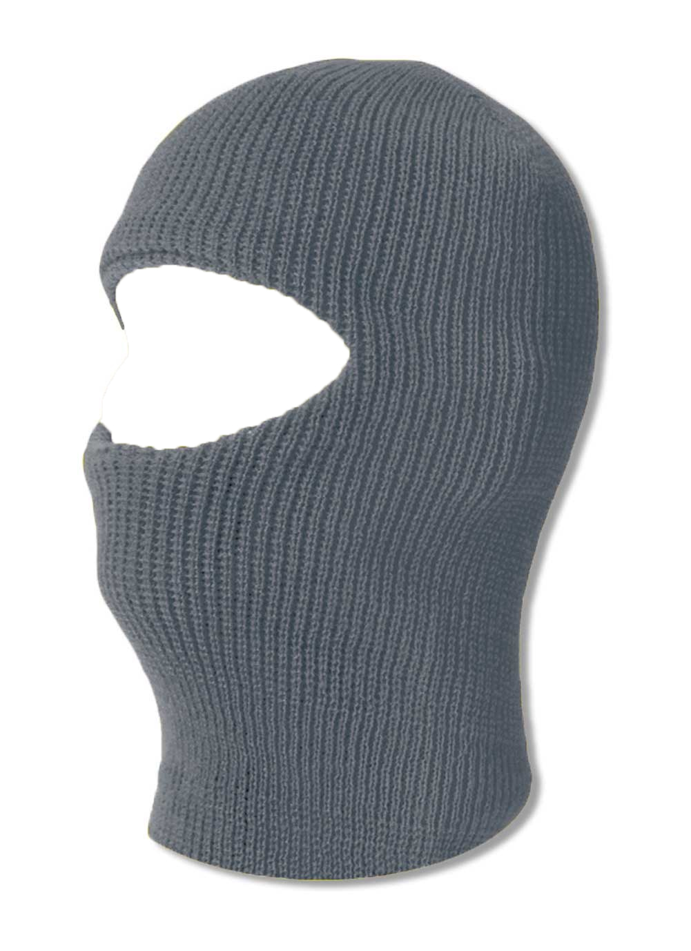 TopHeadwear One 1 Hole Ski Mask -Dark Grey by