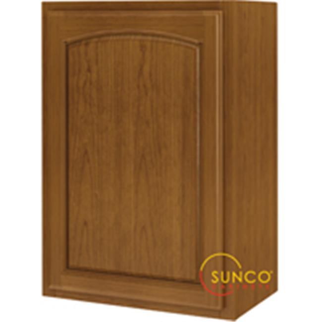 Sunco W2130RA Kitchen Cabinet Oak 1 Door 21 x 30