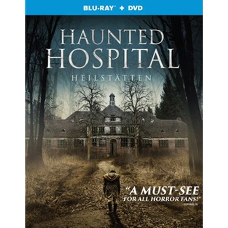 Haunted Hospital: Heilstatten (Blu-ray) - Halloween Haunt Show 2017