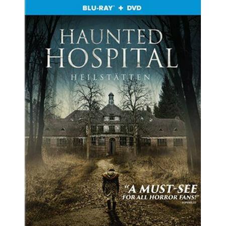 Haunted Hospital: Heilstatten (Blu-ray) (Haunted Halloween Escape 2)