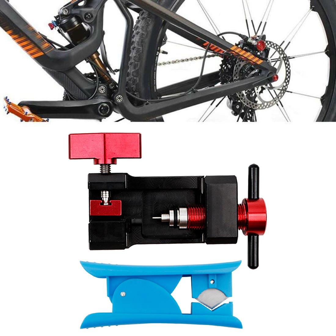 Bike Disc Brake Hydraulic Hose  Driver Press Fitting Inserting Tool Cutter