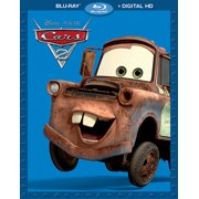 Cars (Blu-ray + Digital HD) by