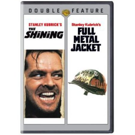 Full Metal Jacket   The Shining  Widescreen