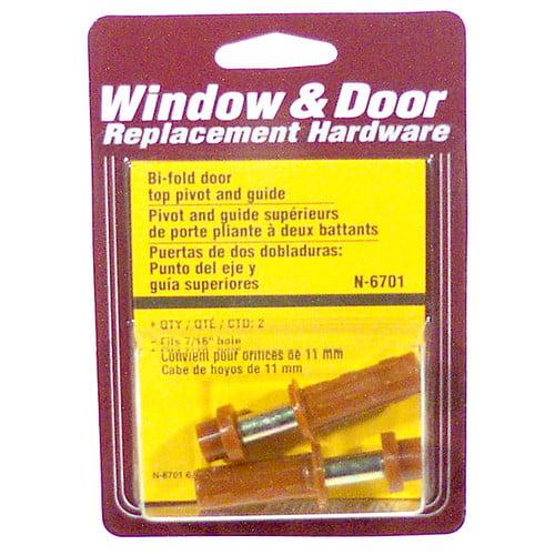 Prime Line N6701 Bi-Fold Door Top Pivot & Guide