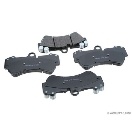 PBR W0133-1792267 Disc Brake Pad for Porsche / Volkswagen