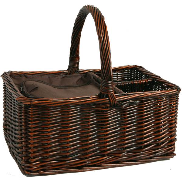 Willow Cooler Basket