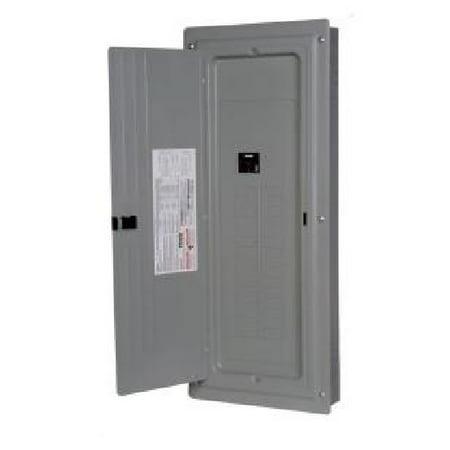 Amp Indoor Main Breaker Load (Siemens - P4040B1200CU - 200A - Main Breaker - 1 Phase - Copper Bus - 40 Space - 40 Circuit - NEMA 1 Indoor - 1P - 3W )