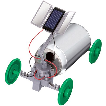 4M KidsLabs Solar Rover Science Kit, STEM (Solar Expansion Kit)