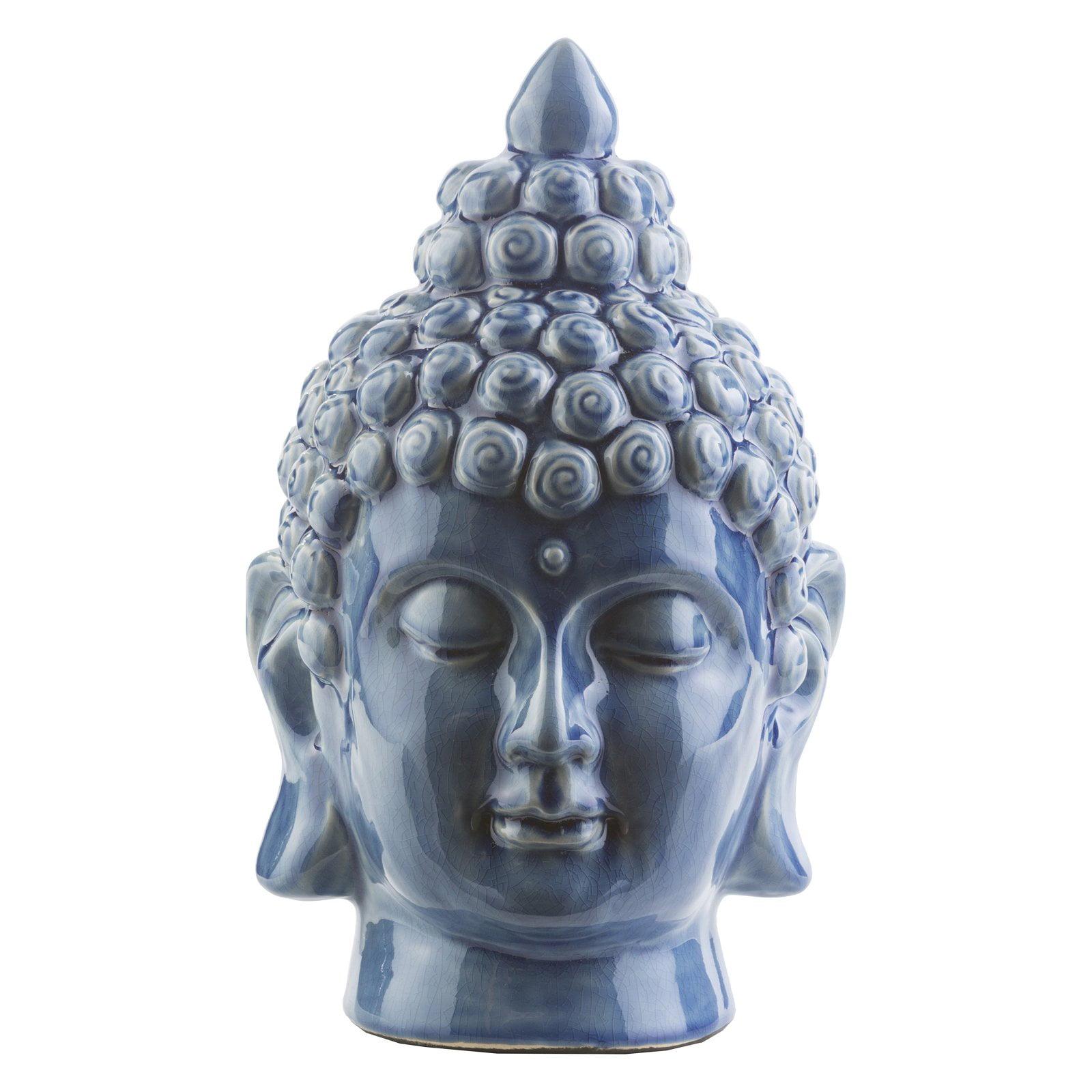 Surya Ceramic Buddha Garden Statue
