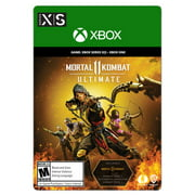 Mortal Kombat11: Ultimate, Warner Brothers, XBox [Digital Download]